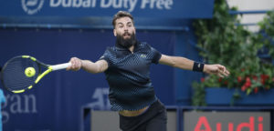 Benoit Paire - © Dubai Duty Free Tennis Championships