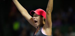 Danielle Collins - © Jimmie48 Tennis Photography