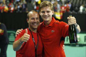 Halve Finale Davis Cup Dag 3 - © Philippe Buissin/ IMAGELLAN