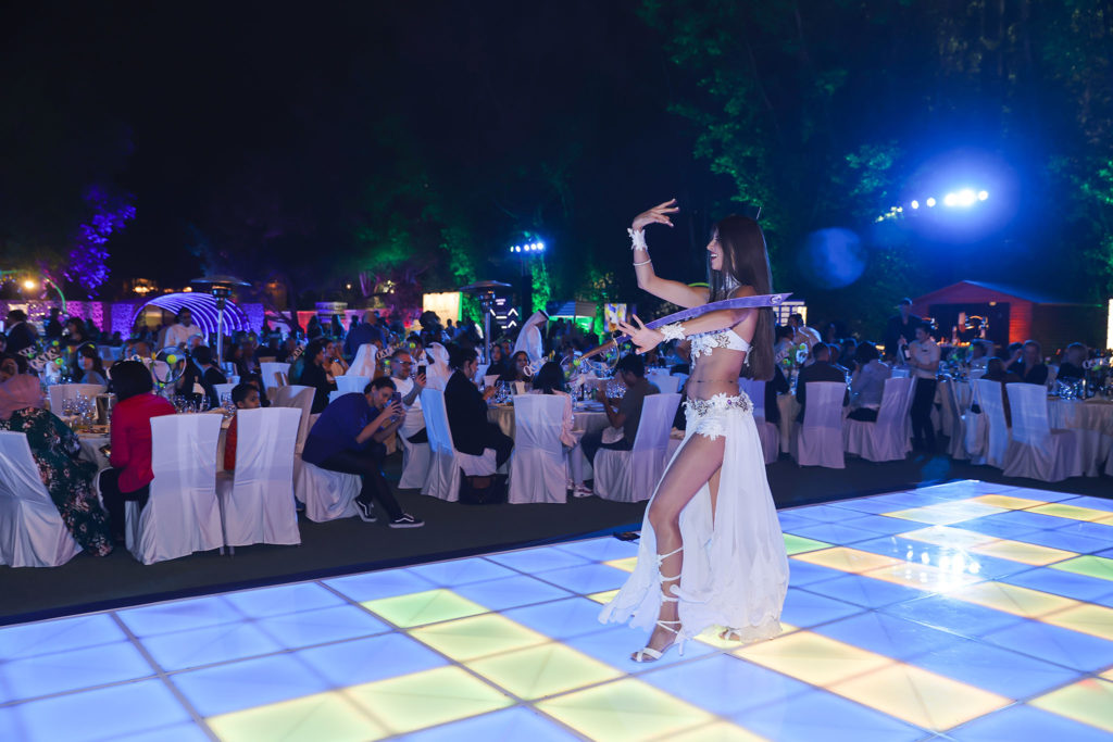 Players' Party WTA Dubai - © Dubai Duty Free Tennis Championships