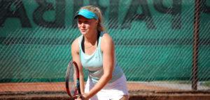 Eliessa Vanlangendonck - © Ladies Open Baulet