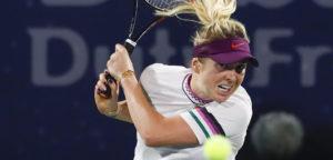 Elina Svitolina - © Dubai Duty Free Tennis Championships
