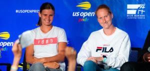 Greet Minnen en Alison Van Uytvanck - © Jimmie48 Tennis Photography