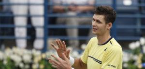 Hubert Hurkacz - © Dubai Duty Free Tennis Championships