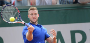 Jack Sock - © Christopher Levy (www.flickr.com)