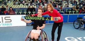 Jef Vandorpe en Laurence Courtois - © Jef Vandorpe
