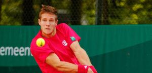 Joris De Loore - © Richard Van Loon (tennisfoto.net)