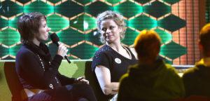 Justine Henin en Kim Clijsters - © Philippe Buissin (Imagellan)