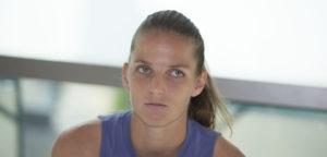 Karolina Pliskova - © Christophe Moons (Tennisplaza)