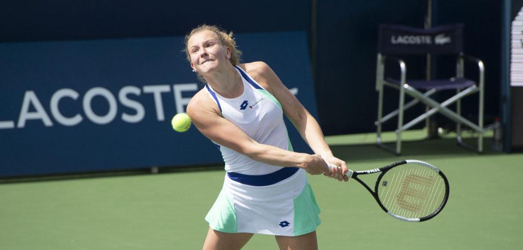 Katerina Siniakova - © Christophe Moons (Tennisplaza)