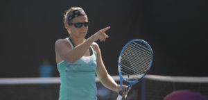 Kirsten Flipkens - © Christophe Moons (Tennisplaza)