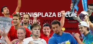 Tennisplaza België Awards 2016 - © Tennisplaza België