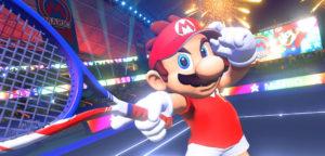 'Mario Tennis Aces' - © Nintendo