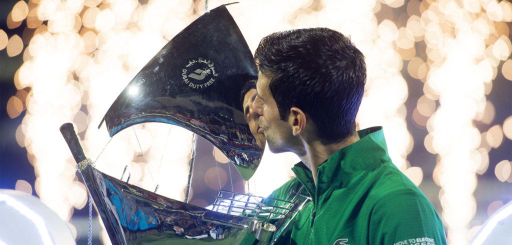 Novak Djokovic - © Christophe Moons (Tennisplaza)