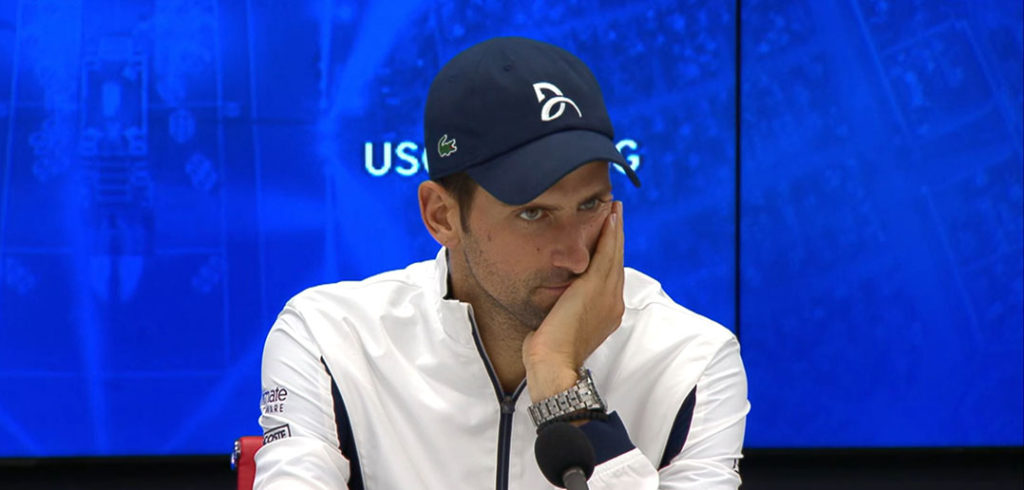 Novak Djokovic - © YouTube