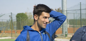 Novak Djokovic - © Balkan Photos (Flickr)