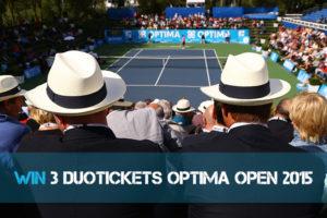 Wedstrijd Optima Open 2015 - © Optima Open