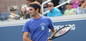 Roger Federer - © Tani (Largus Media)