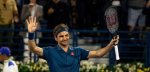 Roger Federer - © Christophe Moons (Largus Media)