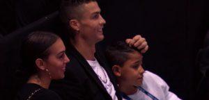 Cristiano Ronaldo - © Screenshot YouTube