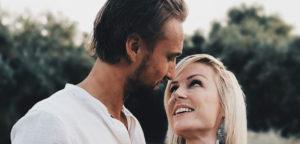 Ruben Bemelmans en Maaike De Witte - © Ruben Bemelmans (Instagram)