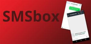 SMSbox - © Tennisplaza België