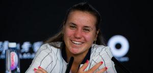 Sofia Kenin - © Jimmie48 Tennis Photography