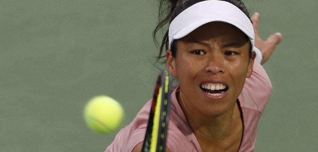 Su-Wei Hsieh - © Dubai Duty Free Tennis Championships