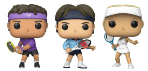 Tennis Legends Funko Pop - © Funko Inc. (Instagram)