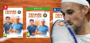 'World Tennis Tour: Roland Garros Edition'
