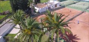 Tennisreizen Ibiza - © Nick de Stigter (Facebook)