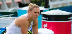 Yanina Wickmayer - © Jimmie48 Tennis Photography
