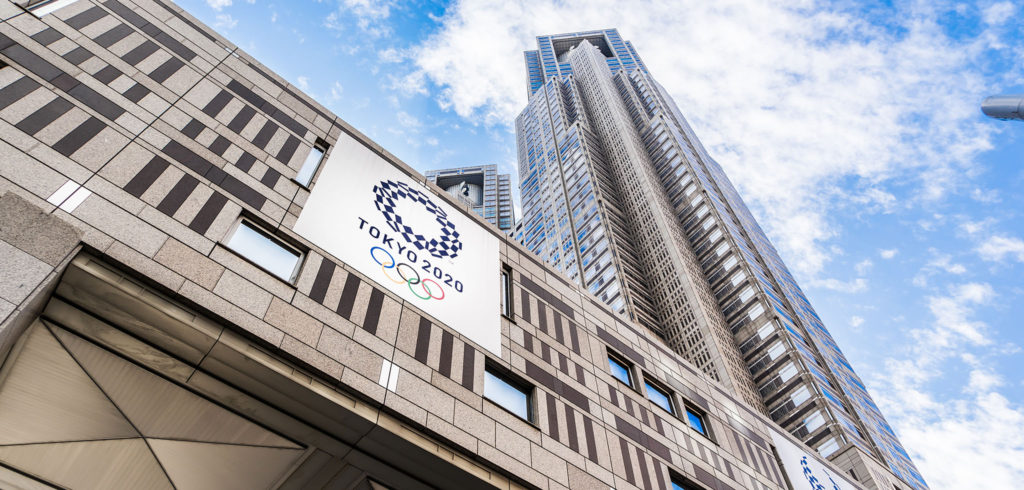 Olympische Spelen 2020 in Tokio - © voyata (iStock)