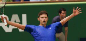 David Goffin - © AO Tennis 2