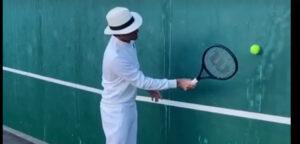 Roger Federer - © Roger Federer (Facebook)
