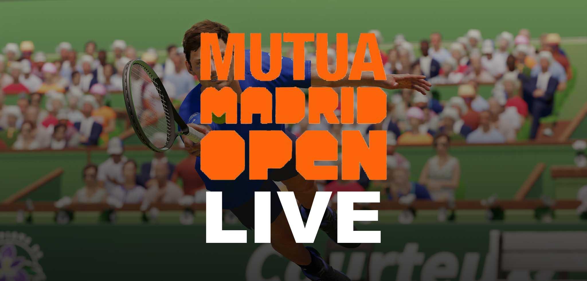 Madrid Tennis Live