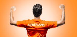 Nederlandse supporter - © filipefrazao (iStock)