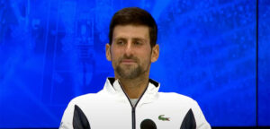 Novak Djokovic - © YouTube