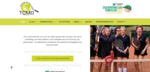 Nieuwe website T.C. Machelen-Diegem - © T.C. Machelen-Diegem