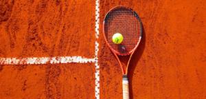 Tennisracket gravel - © Google