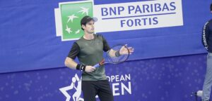 Andy Murray - © Melissa Van de Wiele