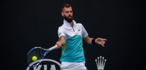 Benoit Paire - © Rob Keating (Flickr)