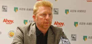 Boris Becker - © Marianne Bevis (Flickr)