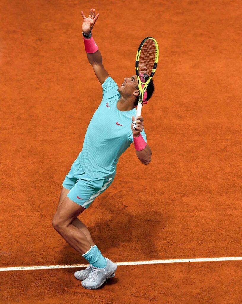 Rafael Nadal - © Nike (Instagram)