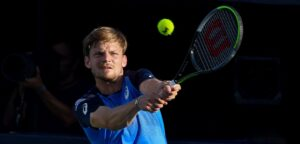 David Goffin - © Lionel Urman (Ultimate Tennis Showdown)