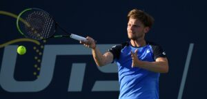 David Goffin - © Loic Thebaud (Ultimate Tennis Showdown)
