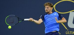 David Goffin - David Goffin - © Ultimate Tennis Showdown