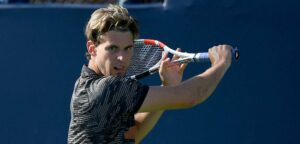 Dominic Thiem - © Ultimate Tennis Showdown