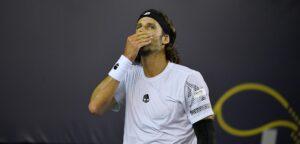 Feliciano Lopez - © Ultimate Tennis Showdown