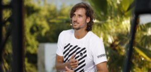 Feliciano Lopez - © Loic Thebaud (Ultimate Tennis Showdown)